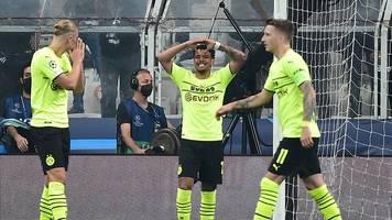 Champions League: BVB doch mit - kaum sichtbaren - Wappen auf Trikot