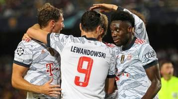 Einzelkritik FC Bayern nach Barca-Gala: Nicht nur Lewandowski bekommt Note 1
