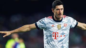 FC Bayern München: Torjäger Robert Lewandowski bremst sich selbst