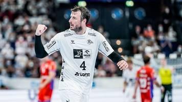 Handball-Königsklasse: THW gewinnt Champions-League-Auftakt in Brest