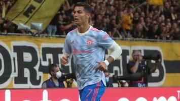 Manchester United: Cristiano Ronaldo schießt Ordnerin ab