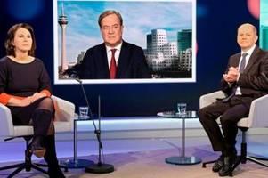ProSieben Bundestagswahl-Show mit Baerbock und Scholz: Sendetermine, Übertragung und Moderator