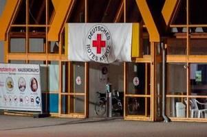 Unbekannte verüben Brandanschlag auf Impfzentrum in Sachsen