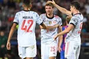 Barcelona oder Bochum? Macht für den FC Bayern keinen Unterschied