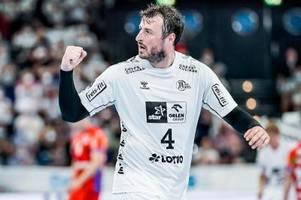 THW gewinnt Champions-League-Auftakt in Brest