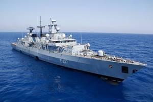 China verweigert deutscher Fregatte Einlaufen in Hafen [premium]