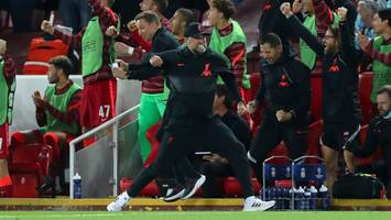 Champions League - PSG patzt in Brügge, Klopp jubelt mit Liverpool, Ex-Frankfurter trifft vierfach
