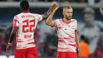 Champions League, 1. Spieltag - Manchester City - RB Leipzig im Live-Ticker: ManCity alles andere als ein Aufbaugegner