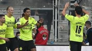 BVB startet gegen Besiktas stark in die Champions League