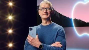 Neue iPhones: Apple setzt auf Kameras und Geschwindigkeit