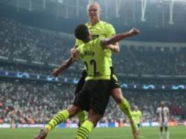 Champions League: Bloß Okay-Fußball
