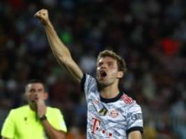 FC Bayern in der Champions League: Wie eine lästige Fliege auf der Schulter