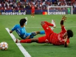 Salzburg in der Champions League: Elfmeterschießen in der Gruppenphase