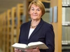 Bundesarbeitsgerichtspräsidentin Ingrid Schmidt: Machen Sie was!