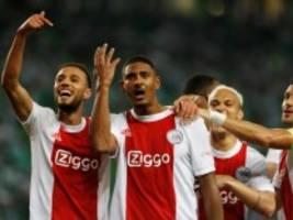 Vier Tore in der Champions League: Haller walzt über Sporting hinweg