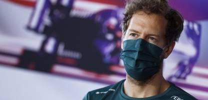 Sebastian Vettel fährt auch 2022 in der Formel 1 für Aston Martin