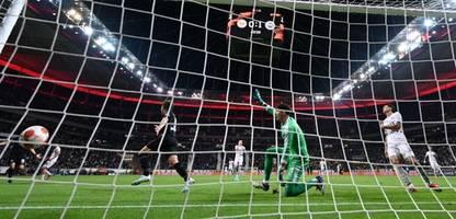 Eintracht Frankfurt beim Remis gegen Fenerbahçe Istanbul: Alles, was ein Spiel braucht