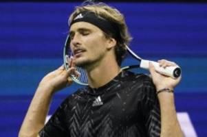 Tennis-Olympiasieger: Becker: Der beste Zverev, den ich bis jetzt gesehen habe