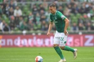 Fußball: Bremen will mit Mittelfeld-Überraschung Schmidt verlängern