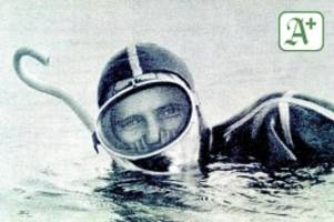 Roman: DDR-Flucht: Wie Peter Döbler bis nach Fehmarn schwamm