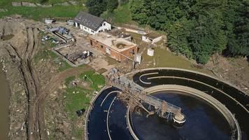 Noch keine Entwarnung für Wasserqualität der Ahr