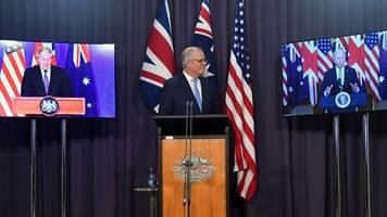 usa ermöglichen australien atom-u-boote – signal an china