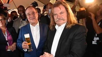 CDU-Fan Leslie Mandoki: Söder und Habeck hätten das Land gerockt
