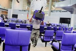Der Bundestag ist viel zu groß, es braucht eine Reform