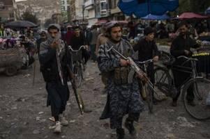 taliban beschlagnahmen geld in millionenhöhe