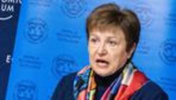 Kristalina Georgieva: IWF-Chefin wegen China-Bericht unter Druck