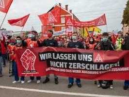 Fusionspläne sorgen für Unruhe: Tausende streiken bei Airbus