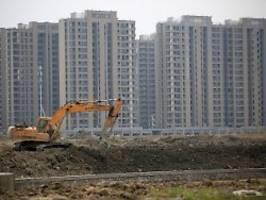 Lässt Peking den Riesen fallen?: Hoffnung auf Staatshilfe für Evergrande schwindet