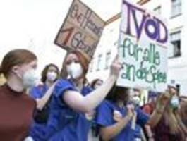 Vivantes-Vorstand appelliert im Pflegestreik an Berlins Senat