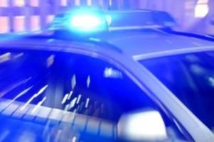 Anschlag: Brandanschlag auf Polizeigelände in Berlin-Mitte