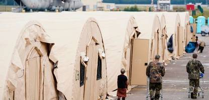 us-stützpunkt ramstein: tausende afghanen gegen masern, mumps, röteln und windpocken geimpft