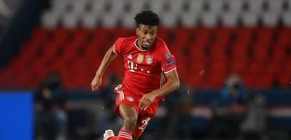 Kingsley Coman: Spieler des FC Bayern München am Herzen operiert