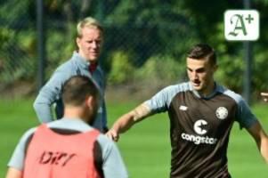 FC St. Pauli: Welchen Härtefall St. Paulis Trainer Schultz klären muss