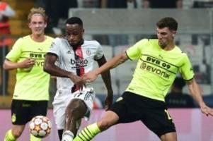 Fußball-Ticker: Trikot-Fiasko beim BVB: So reagiert der Ausrüster