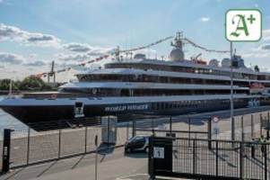 Corona: Kreuzfahrtschiff darf nach Quarantäne wieder in See stechen