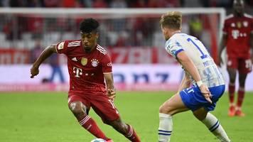 FC Bayern München: Herz-Operation bei Coman - Dr. Nagelsmann gibt Entwarnung