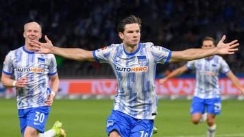 Hertha erkämpft zweiten Saisonsieg: 2:1 gegen Greuther Fürth