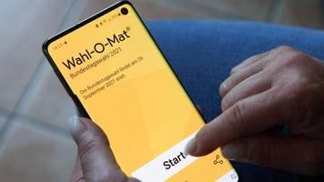 Bundestagswahl | Wahl-O-Mat verzeichnet neuen Nutzerrekord
