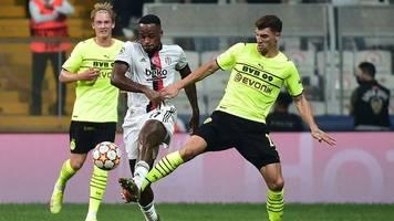 Champions League: Puma entschuldigt sich wegen Ärger um BVB-Trikots