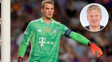 FC Bayern | Effenberg: Was passiert,  wenn Manuel Neuers Vertrag endet?