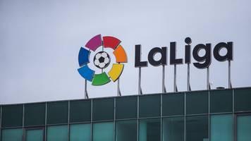 La Liga: Barça,  Real und Bilbao gehen gegen Milliardendeal vor