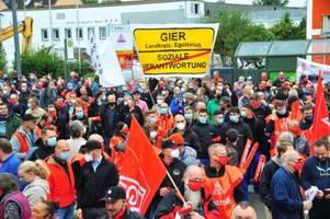 Streik bei Premium Aerotec: Die Geduld der Mitarbeiter ist zu Ende