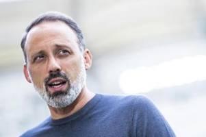 Matarazzo bedauert Hitzlsperger-Abschied vom VfB