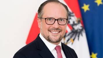 """Deutschlands Nachbarn vor der Bundestagswahl - Österreichs Außenminister: """"Willkommen Frau Baerbock, ich freue mich auf die Zusammenarbeit"""""""