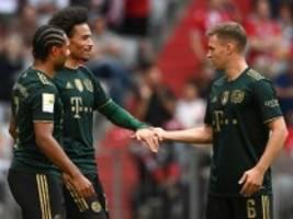 FC Bayern in der Bundesliga: Am Ende biegt eben Sané ums Eck - oder Gnabry oder Musiala