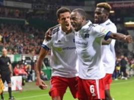 HSV-Sieg im Nordderby gegen Bremen: Feuerfest in der Hitze des Nordens